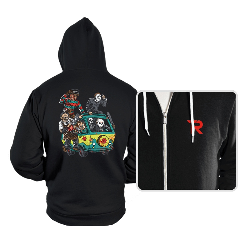 The Massacre Machine - Hoodies - Hoodies - RIPT Apparel