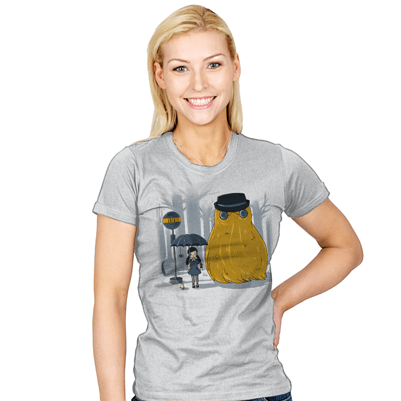 My Neighbor Ittoro - Womens - T-Shirts - RIPT Apparel
