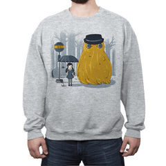 My Neighbor Ittoro - Crew Neck Sweatshirt - Crew Neck Sweatshirt - RIPT Apparel