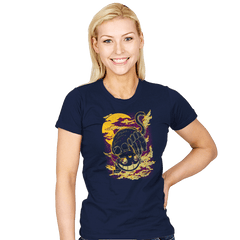 MoonBus - Womens - T-Shirts - RIPT Apparel