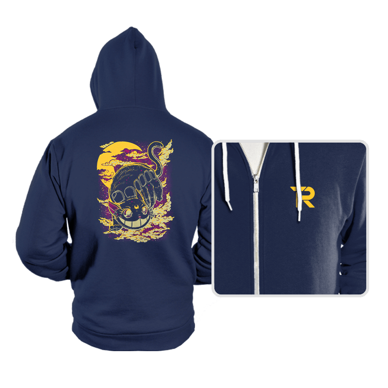 MoonBus - Hoodies - Hoodies - RIPT Apparel