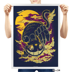 MoonBus - Prints - Posters - RIPT Apparel