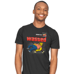 WASTED - Mens - T-Shirts - RIPT Apparel