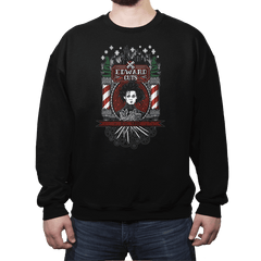 Edward Cuts - Crew Neck Sweatshirt - Crew Neck Sweatshirt - RIPT Apparel