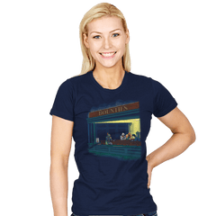 Bounty Hawks Exclusive - Womens - T-Shirts - RIPT Apparel