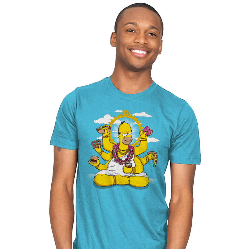 Homervana Exclusive - Mens - T-Shirts - RIPT Apparel