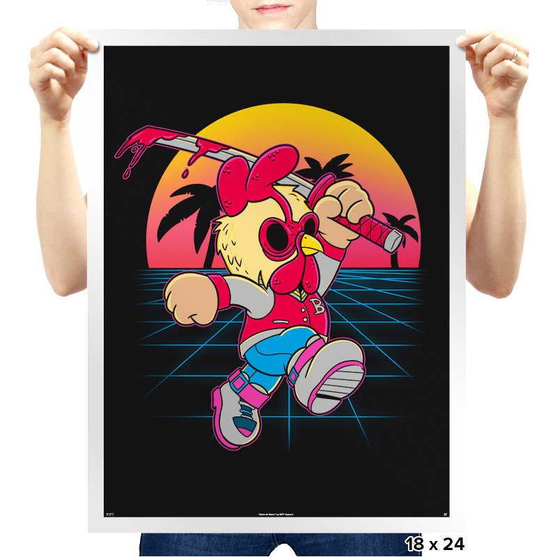 Hotline Plumber Exclusive - Prints - Posters - RIPT Apparel