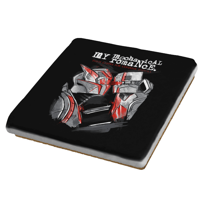 My Mechanical Romance Exclusive - Coasters - Coasters - RIPT Apparel