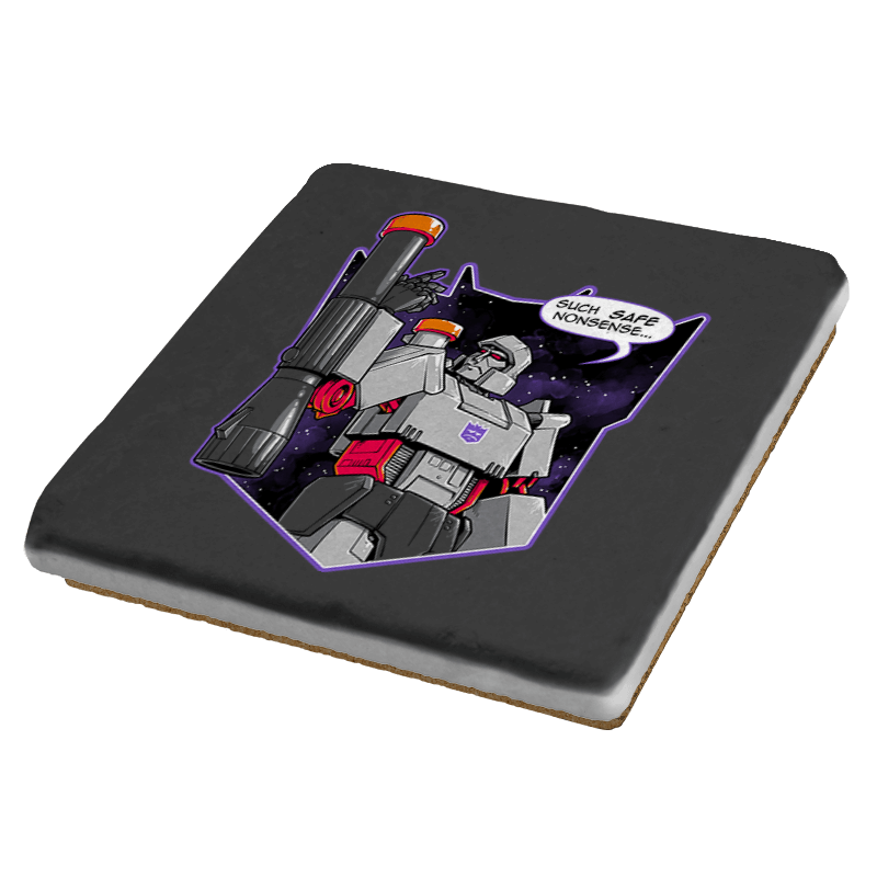 Orange-Capped Commander Exclusive - Coasters - Coasters - RIPT Apparel
