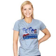 Super Combo with Rice Exclusive - Womens - T-Shirts - RIPT Apparel