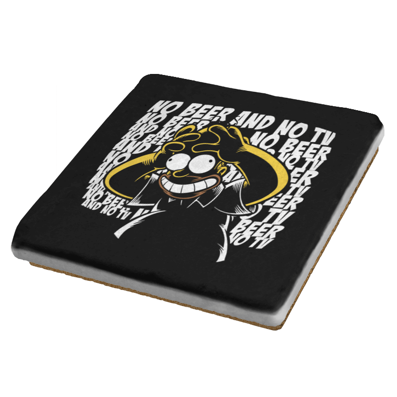 The Killing D'oh Exclusive - Coasters - Coasters - RIPT Apparel