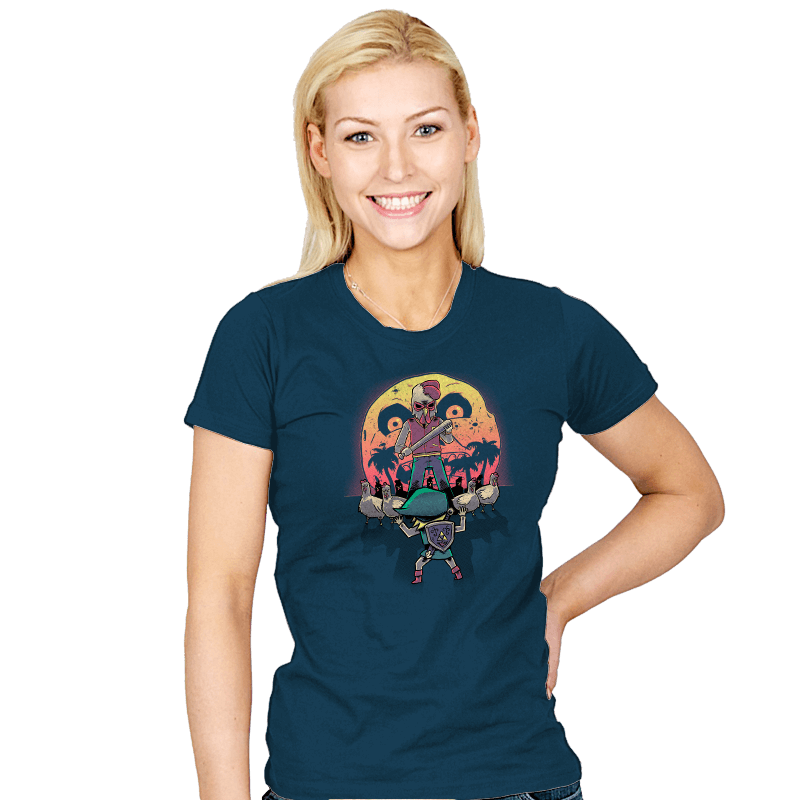 The Revenge - Womens - T-Shirts - RIPT Apparel
