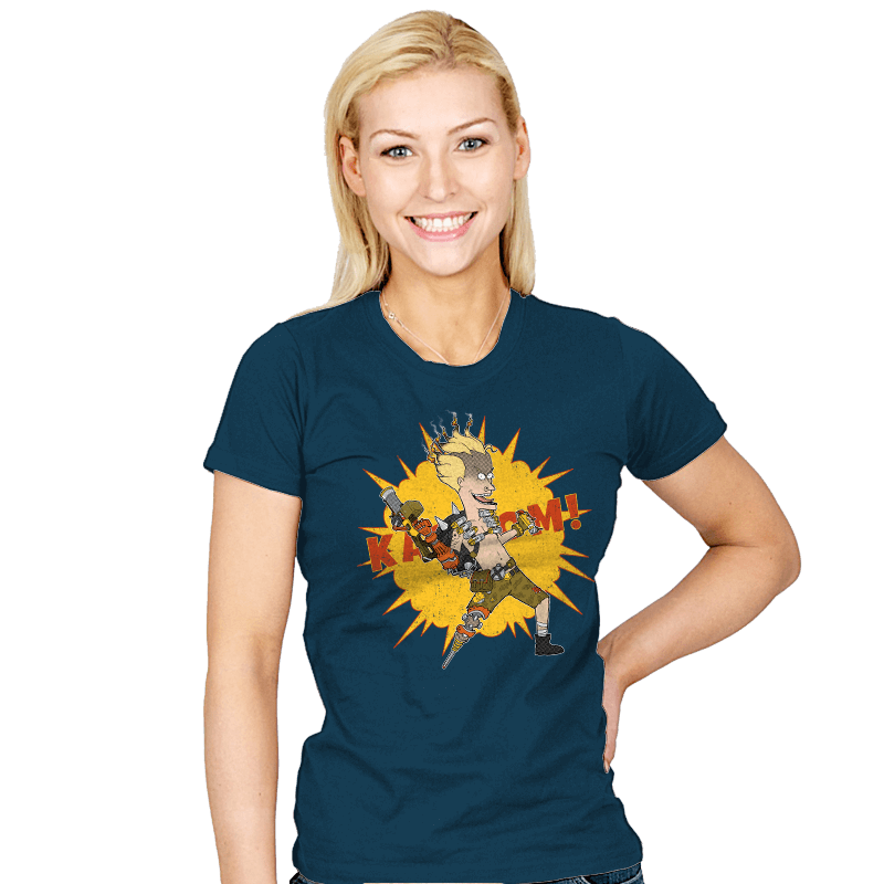 Junkholio - Womens - T-Shirts - RIPT Apparel
