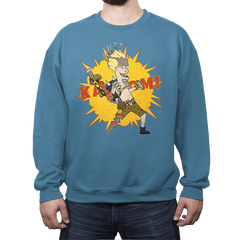 Junkholio - Crew Neck Sweatshirt - Crew Neck Sweatshirt - RIPT Apparel