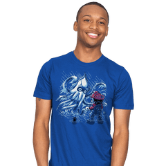 Pacific 'Shroom - Mens - T-Shirts - RIPT Apparel