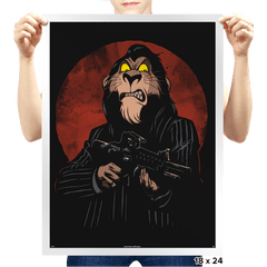 Goodnight Bad Guy! - Prints - Posters - RIPT Apparel