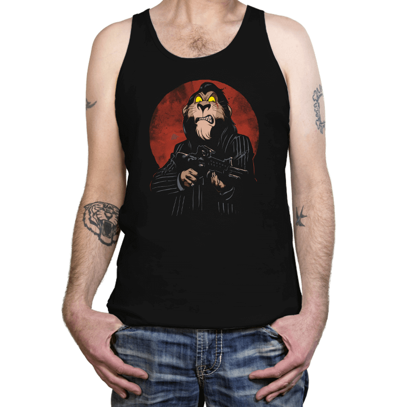 Goodnight Bad Guy! - Tanktop - Tanktop - RIPT Apparel