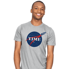 T.I.M.E. - Mens - T-Shirts - RIPT Apparel