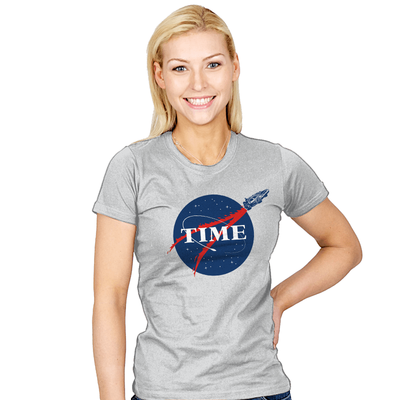 T.I.M.E. - Womens - T-Shirts - RIPT Apparel