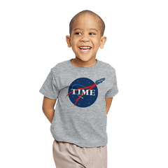 T.I.M.E. - Youth - T-Shirts - RIPT Apparel