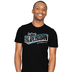 Visit Alderaan Exclusive - Mens - T-Shirts - RIPT Apparel
