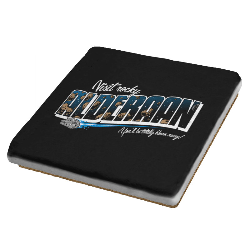 Visit Alderaan Exclusive - Coasters - Coasters - RIPT Apparel
