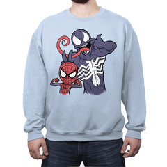 Peter and Eddie - Crew Neck Sweatshirt - Crew Neck Sweatshirt - RIPT Apparel