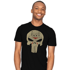 The Jasonsher - Mens - T-Shirts - RIPT Apparel