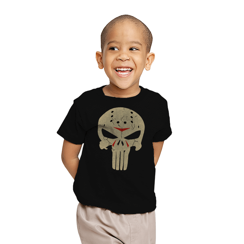 The Jasonsher - Youth - T-Shirts - RIPT Apparel