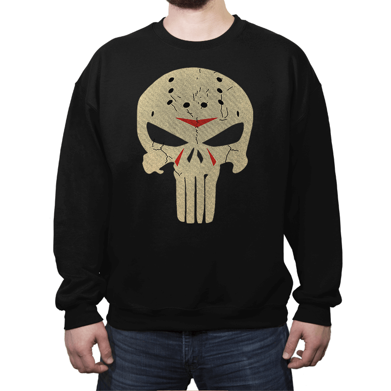The Jasonsher - Crew Neck Sweatshirt - Crew Neck Sweatshirt - RIPT Apparel