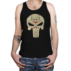 The Jasonsher - Tanktop - Tanktop - RIPT Apparel