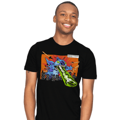 Kaiju-626 - Mens - T-Shirts - RIPT Apparel
