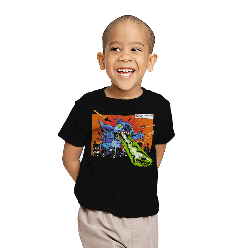 Kaiju-626 - Youth - T-Shirts - RIPT Apparel