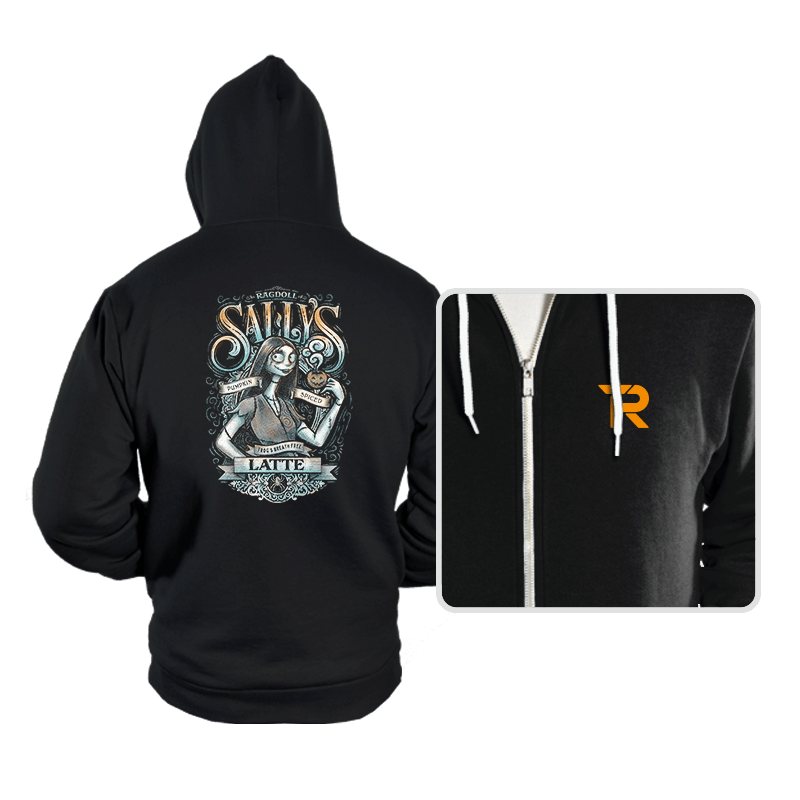 Sally's Pumpkin Spiced Latte - Hoodies - Hoodies - RIPT Apparel