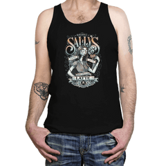 Sally's Pumpkin Spiced Latte - Tanktop - Tanktop - RIPT Apparel