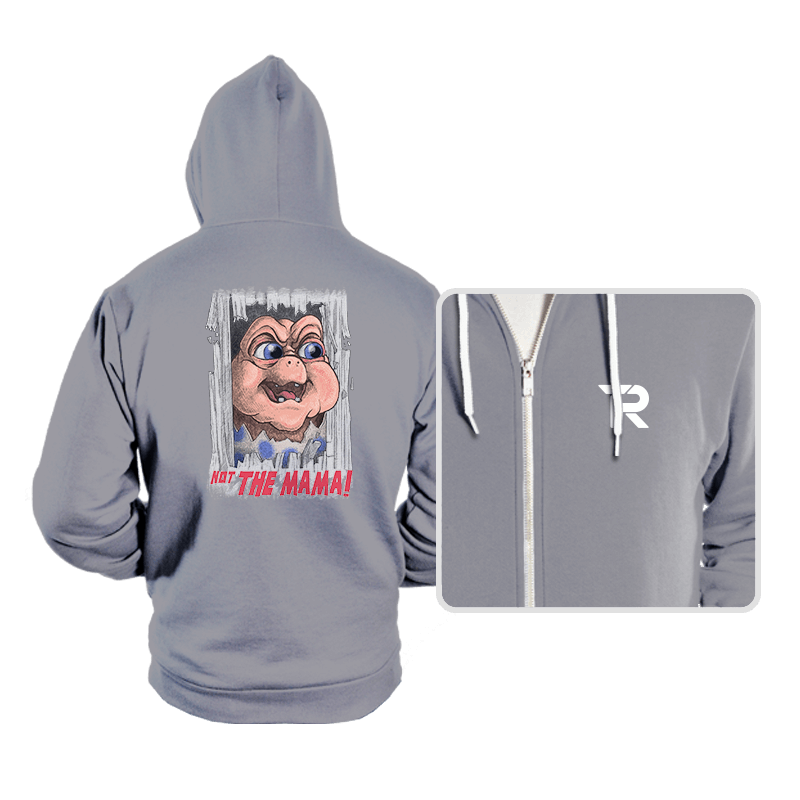 Not the Mama! - Hoodies - Hoodies - RIPT Apparel