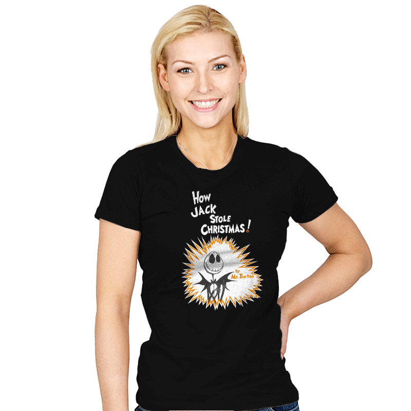 Grinch, Who? - Womens - T-Shirts - RIPT Apparel