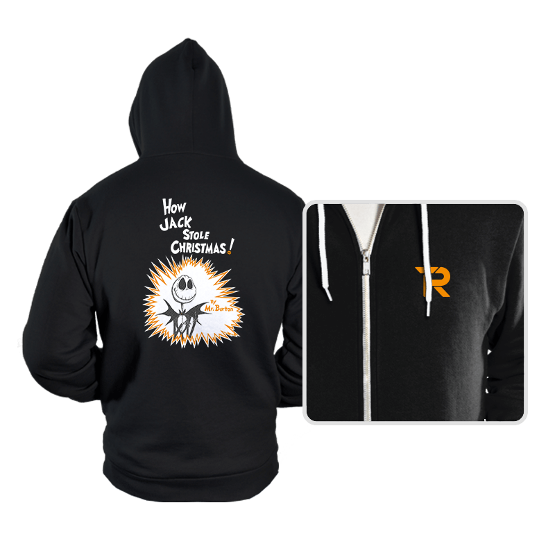 Grinch, Who? - Hoodies - Hoodies - RIPT Apparel