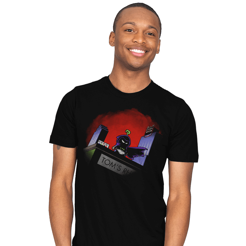 Mysterion: The Poorly Animated Series - Mens - T-Shirts - RIPT Apparel