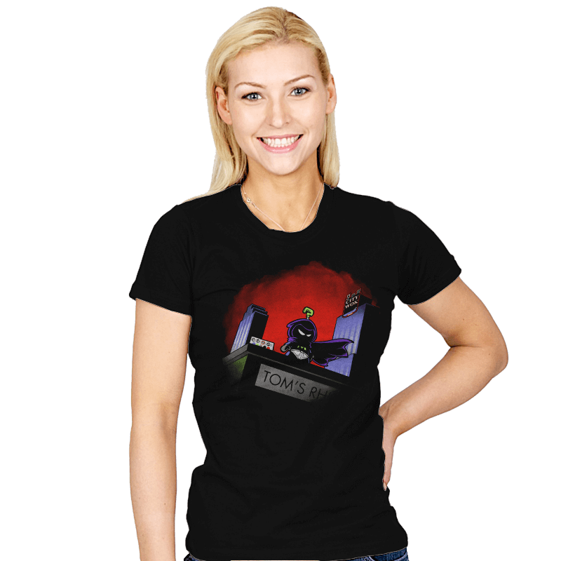 Mysterion: The Poorly Animated Series - Womens - T-Shirts - RIPT Apparel