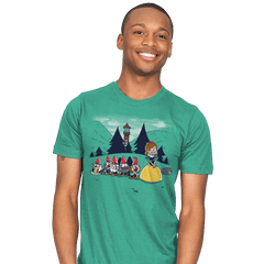 Mabel and the Seven Gnomes - Mens - T-Shirts - RIPT Apparel