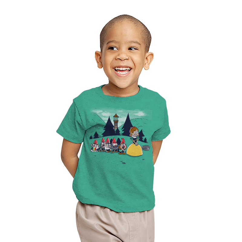 Mabel and the Seven Gnomes - Youth - T-Shirts - RIPT Apparel