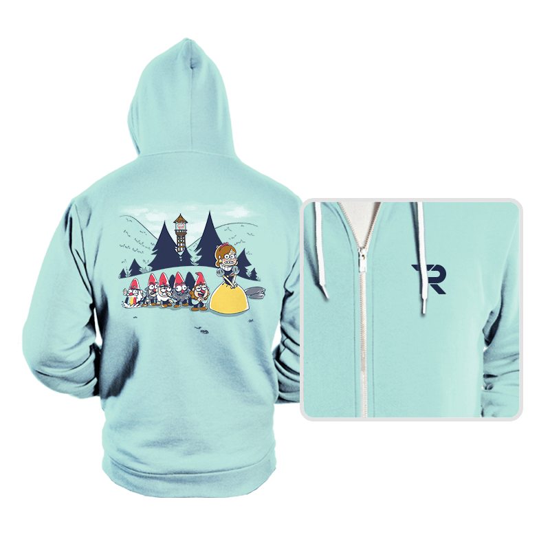 Mabel and the Seven Gnomes - Hoodies - Hoodies - RIPT Apparel