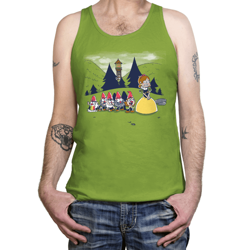 Mabel and the Seven Gnomes - Tanktop - Tanktop - RIPT Apparel