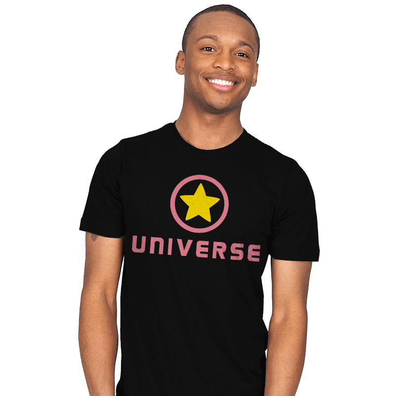 Universe - Mens - T-Shirts - RIPT Apparel