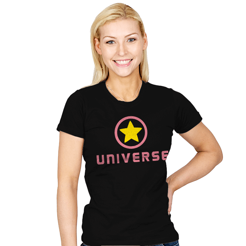 Universe - Womens - T-Shirts - RIPT Apparel