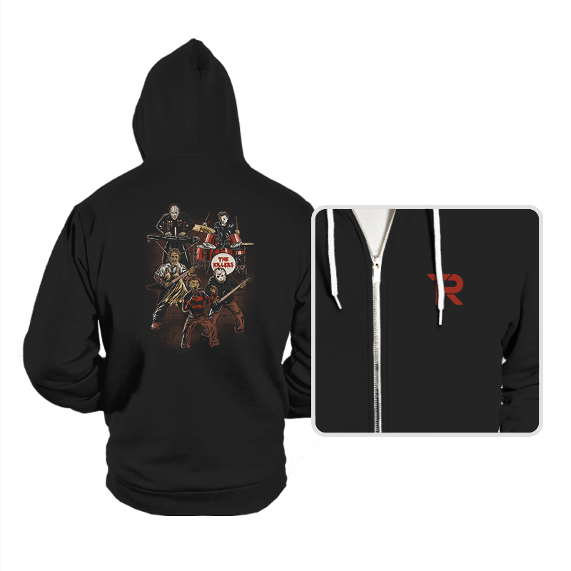 Death Metal - Hoodies - Hoodies - RIPT Apparel
