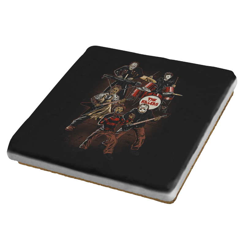 Death Metal - Coasters - Coasters - RIPT Apparel