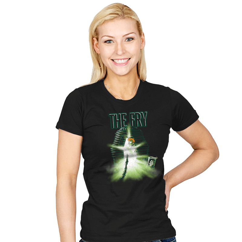 The Fry - Womens - T-Shirts - RIPT Apparel