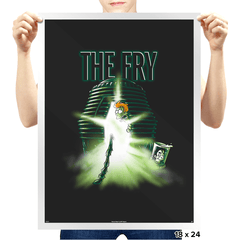 The Fry Exclusive - Prints - Posters - RIPT Apparel